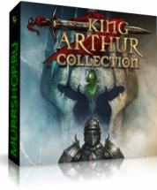 King Arthur Complete Collection — (KING ARTHUR, KING ARTHUR II + DEAD LEGIONS DLC, KING ARTHUR: FALLEN CHAMPIONS)
