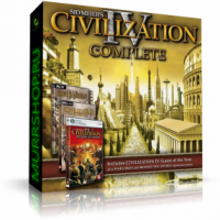 Sid Meiers Civilization IV 4: The Complete Edition