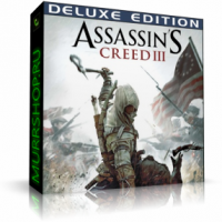 Assassin's Creed 3 III Deluxe Edition