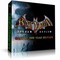 Batman: Arkham Asylum — GOTY
